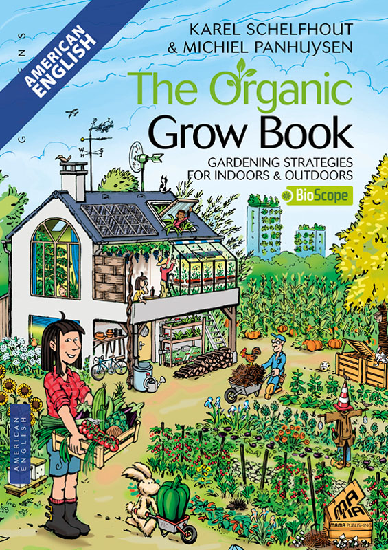 The Organic Grow Book - American English Edition